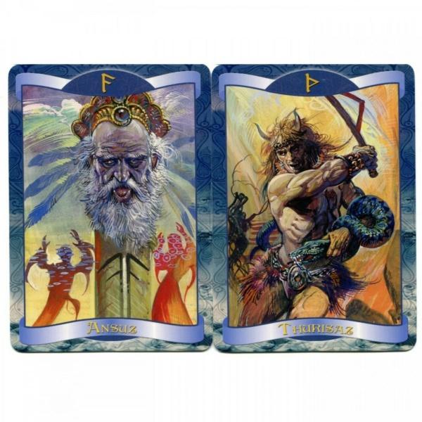 oraculo tarot das runas