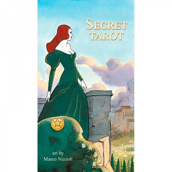 secret tarot