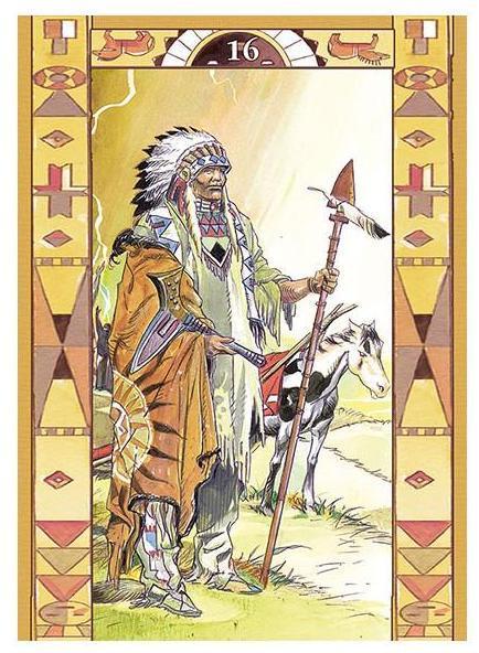 Oráculo da Espiritualidade Nativo Americana
