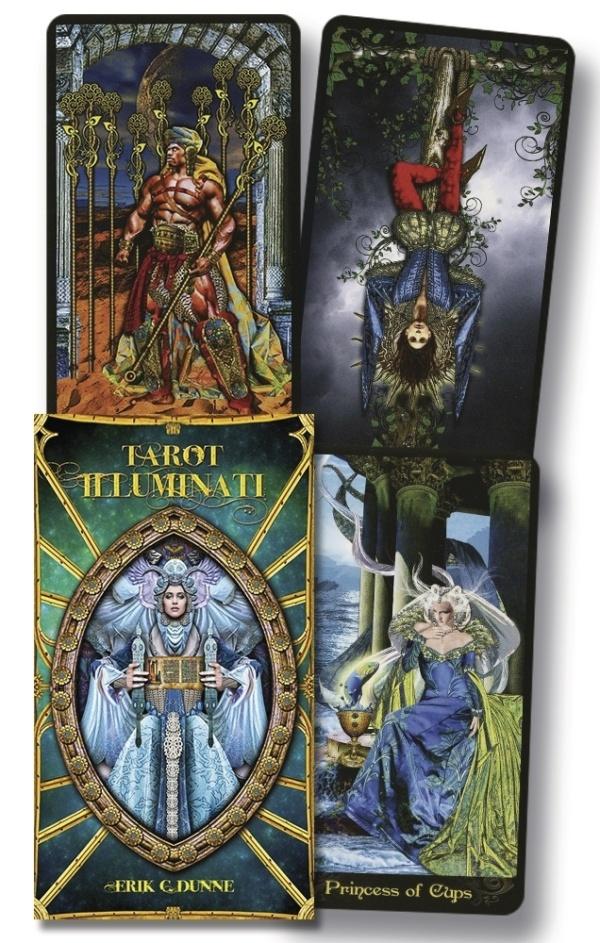 Tarot Illuminati Lo Scarabeo