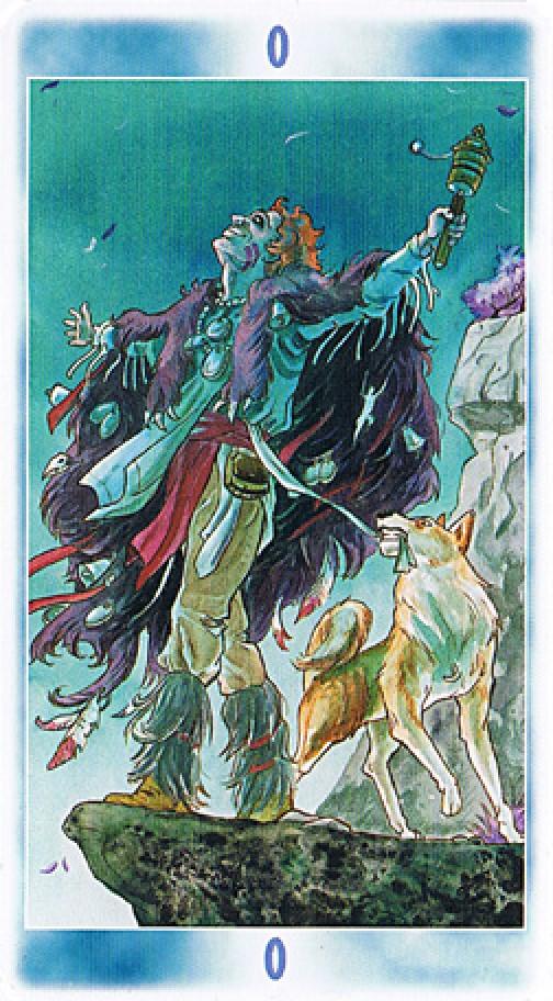 Tarot dos Xamãs