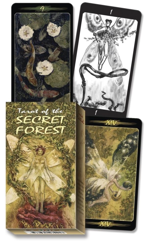 Tarot da Floresta Secreta