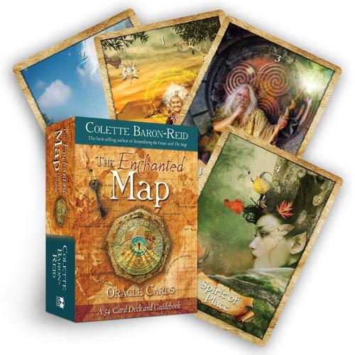O Oraculo do Mapa Encantado
