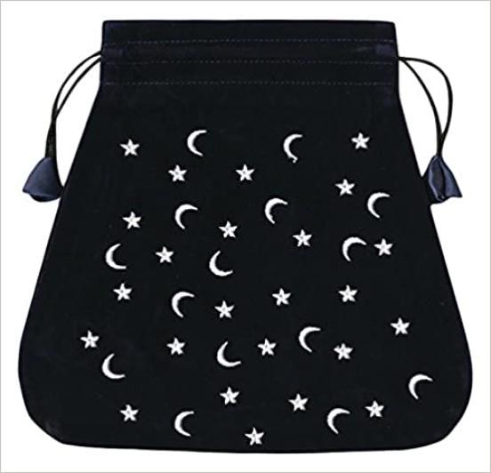 Bolsa Tarot Estrelas Luas