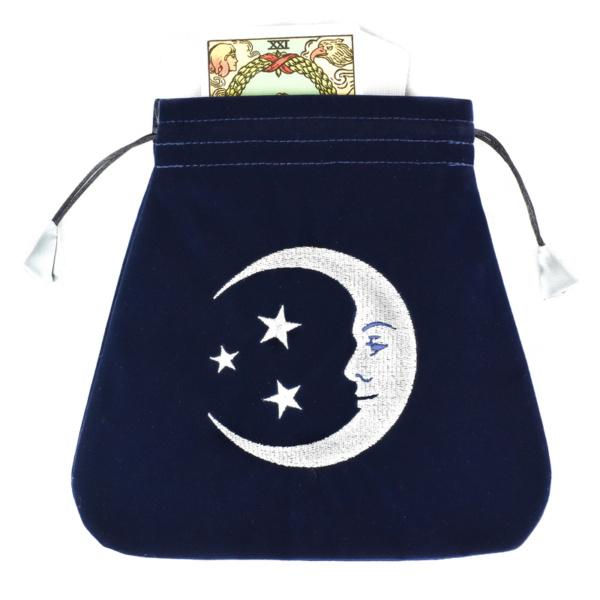 Bolsa Tarot Lua Sorridente