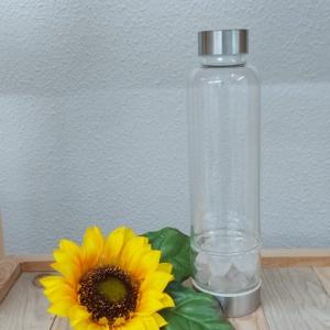 Garrafa de Água Energizada Quartzo