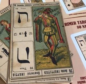 Primer Tarot - Tarot Antigo Catalão